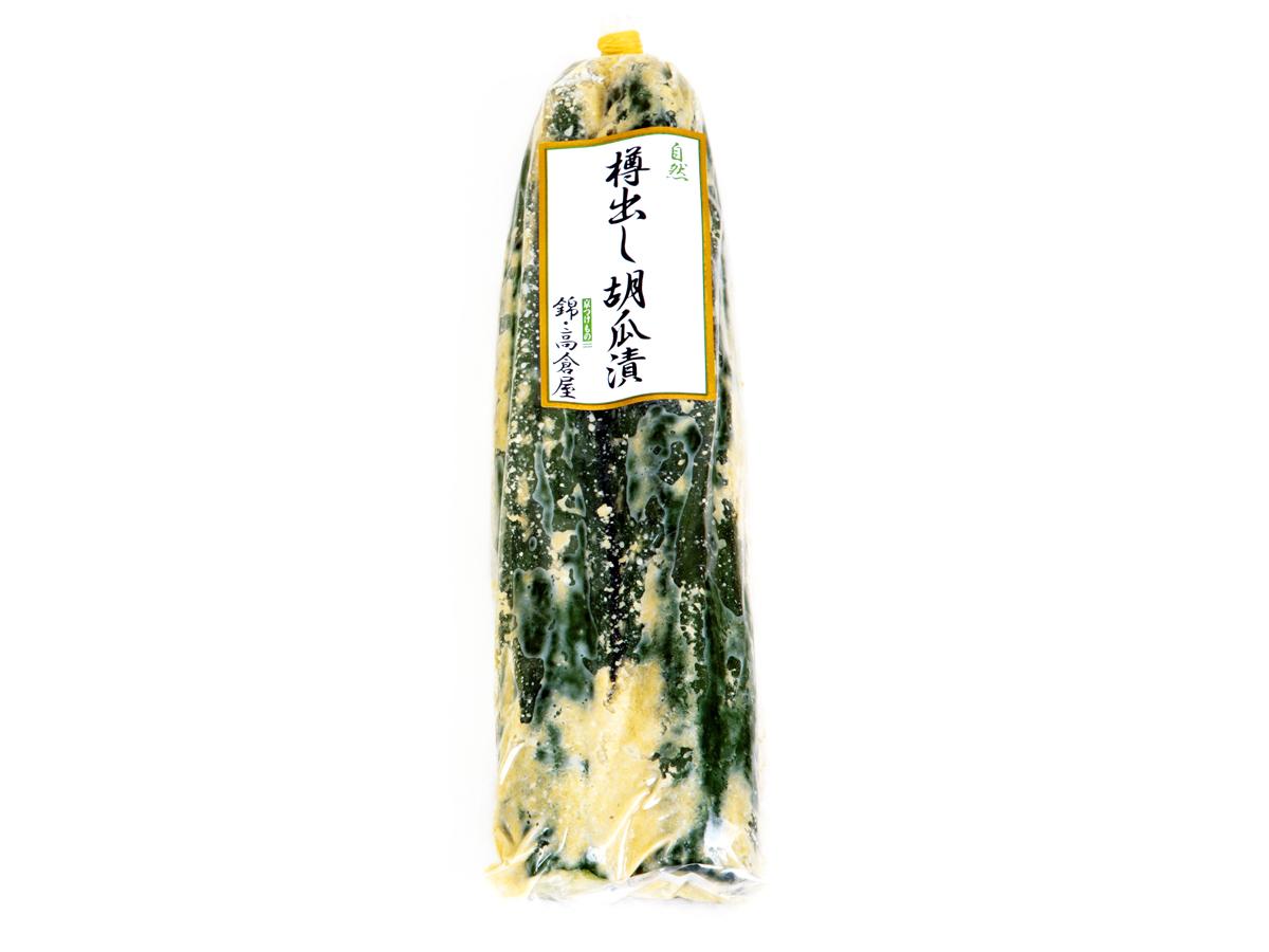 樽出し胡瓜漬(2本入)