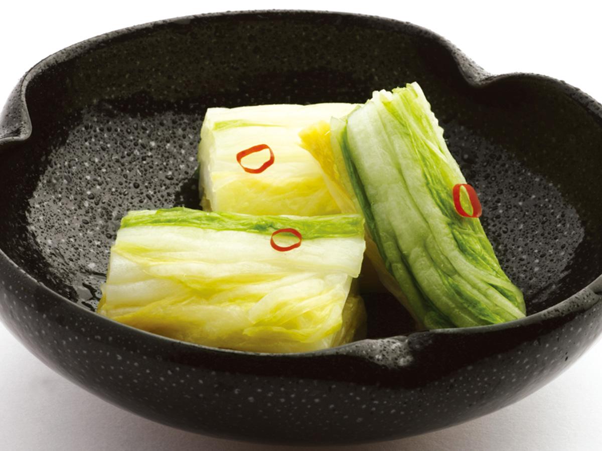 浅漬・大福白菜