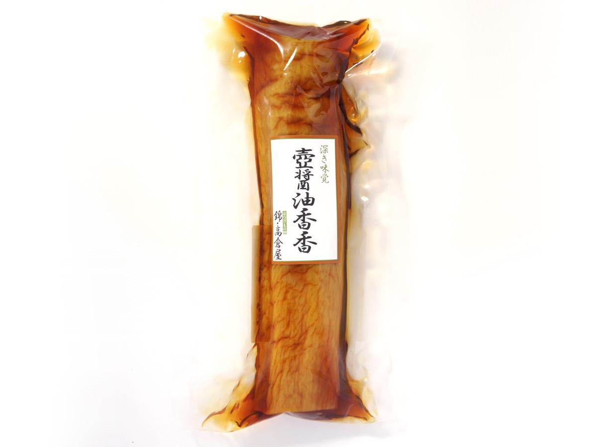 壺醤油香香