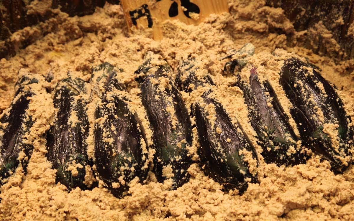 「糠」創業以来の糠床